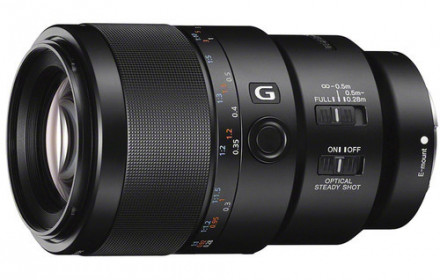 Sony FE 90mm f/2.8 GM Macro