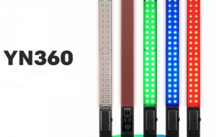 Yongnuo YN 360 LED Sticks Bi-color, RGB