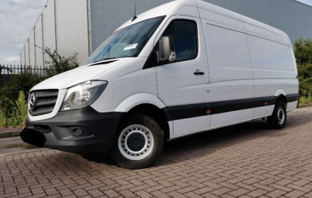 Patikimas Mercedes Sprinter