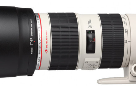 Canon 70-200 2.8L IS II USM