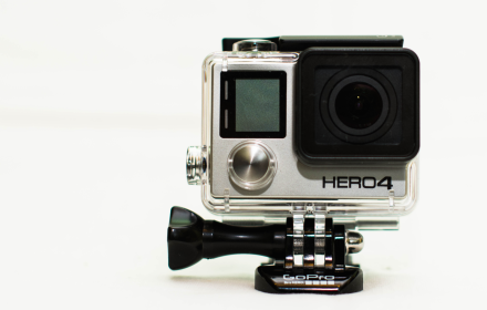 GoPro Hero4 Black Edition with remote