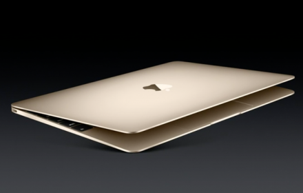"Apple Macbook 12"" su Retina ekranu"