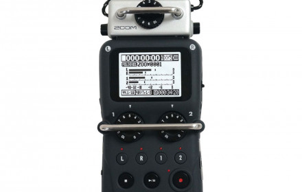 Zoom H5 recorderis