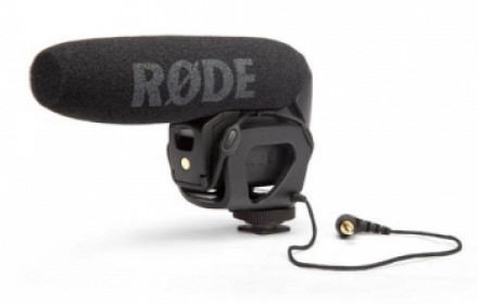 Kryptinis mikrofonas Rode VideoMic Pro