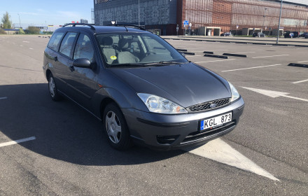 Ford Focus 2003m dyzelis