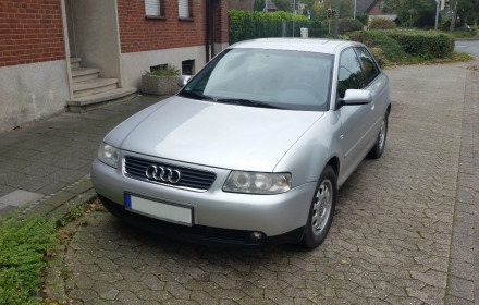 Audi A3. Dyzelinis
