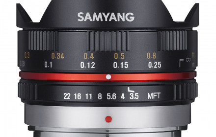 Samyang 7.5mm f3.5 (fisheye)