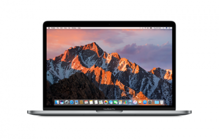 "Apple Macbook Pro 13"" su touchbar"