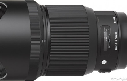 Sigma 85mm f/1.4 DG HSM Art Canon