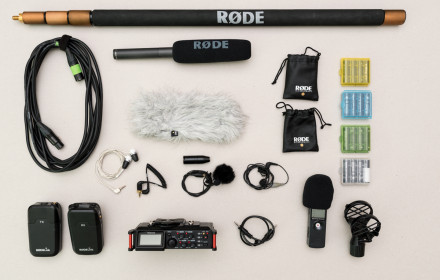 Sound Recording Kit