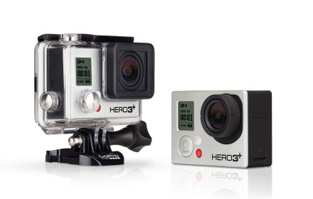 GoPro Hero3 plius BLACK Edition