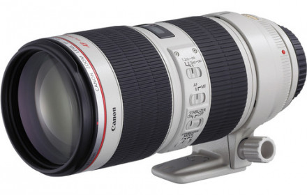 Canon EF 70-200mm f/2.8L USM IS II