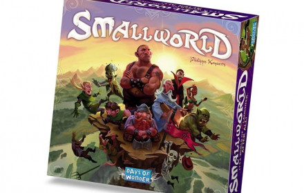 """Smallworld"" stalo žaidimas"