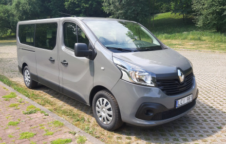Renault Trafic 2019 nuoma