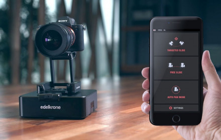 Edelkrone Surface ONE slider
