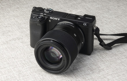 Sigma 30mm F1.4 E-mount Sony