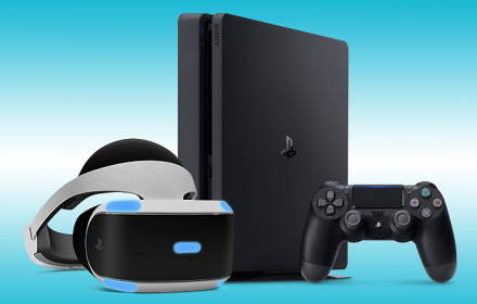 PLAYSTATION VR su PS4 su BEAT SABER