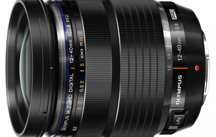 Olympus M.Zuiko Digital ED 12-40mm f/2.8