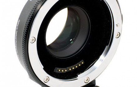 Metabones Speed Booster XL 0.64x EF-MFT