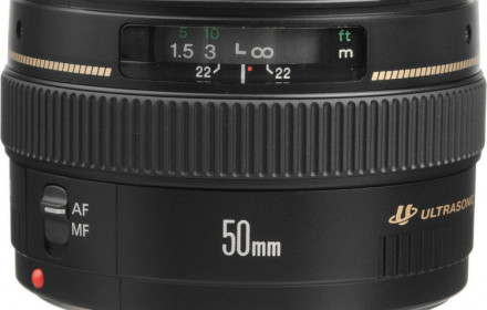 Canon 50mm f1.4 (EF)